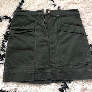 H&M Cargo Skirt